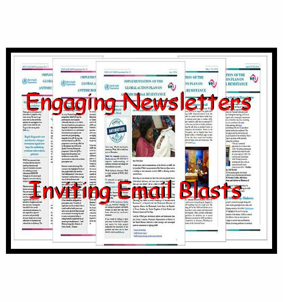Newsletters & Emails